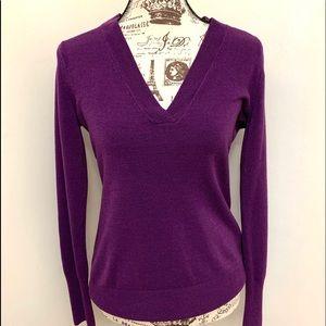⬇️⬇️⬇️ 3/$30 New York and Company purple sweater